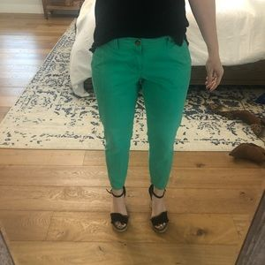 Old Navy ankle chinos
